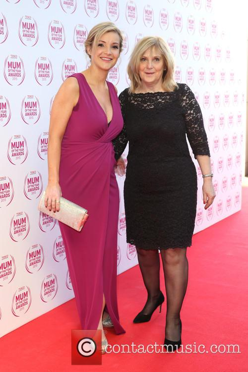 Helen Skelton and Janet Skelton 4