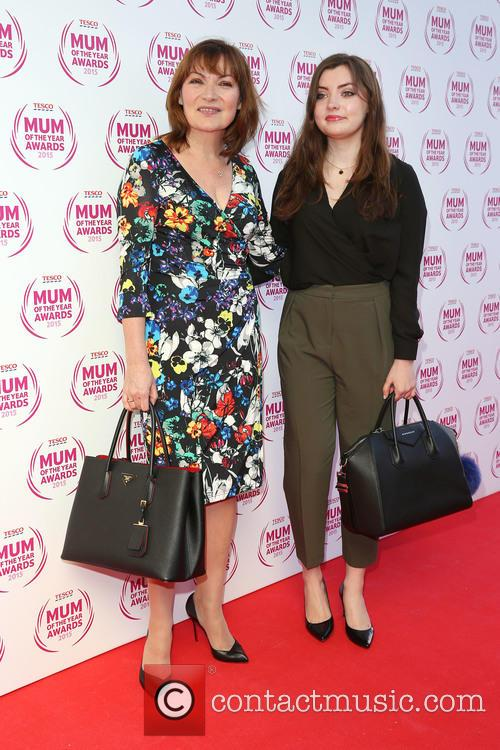 Lorraine Kelly and Rosie Smith 6