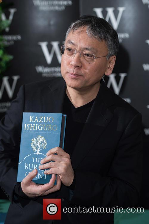 Kazuo Ishiguro 3