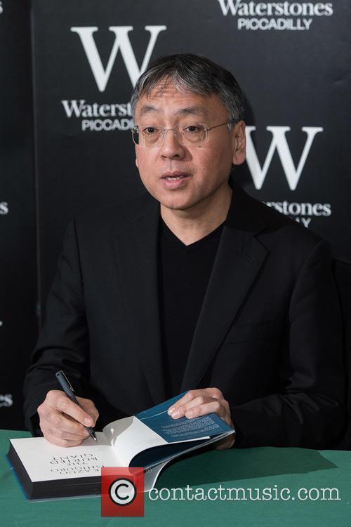 Kazuo Ishiguro 8