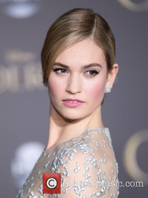 Lily James 2