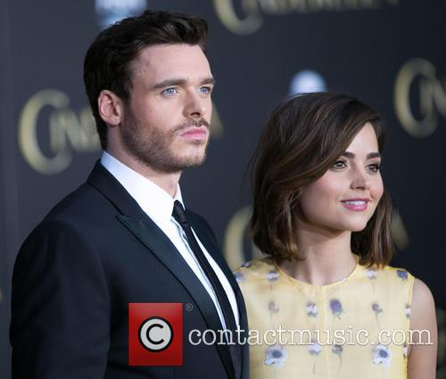 Richard Madden and Jenna Coleman 1