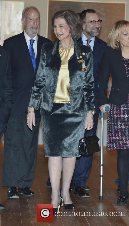Queen Sofia Of Spain 7