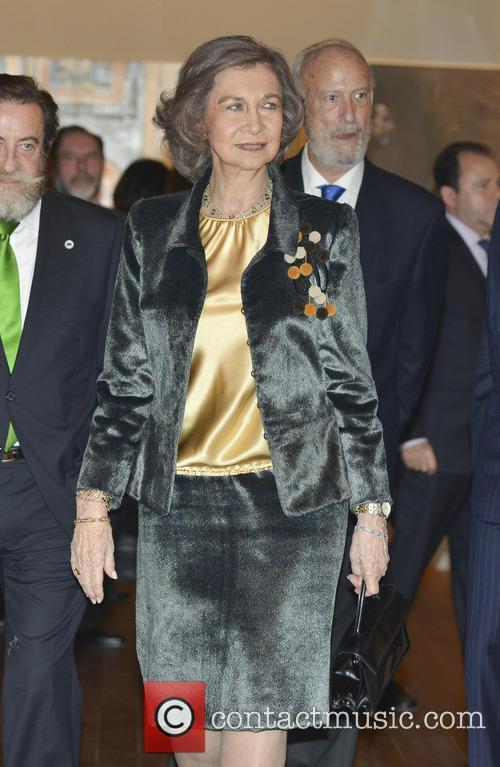 Queen Sofia Of Spain 8