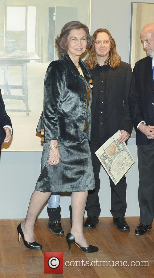 Queen Sofia Of Spain 10
