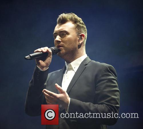 Sam Smith performs in Amsterdam