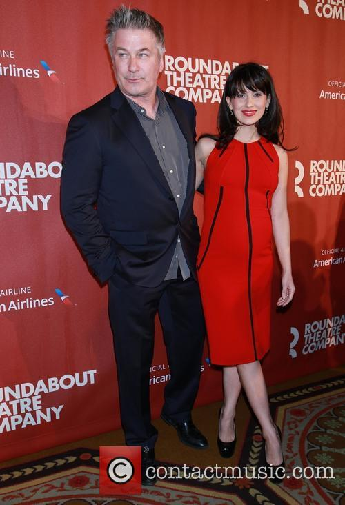 Alec Baldwin and Hilaria Thomas Baldwin 3