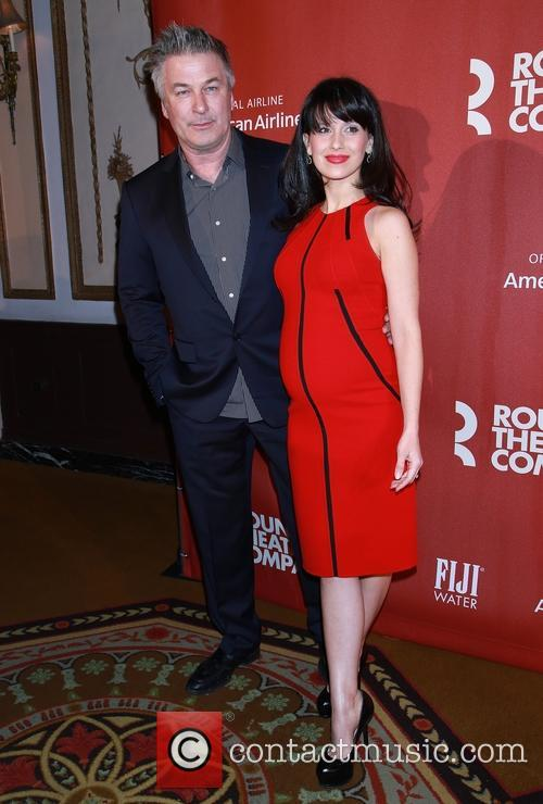 Alec Baldwin and Hilaria Thomas Baldwin 4