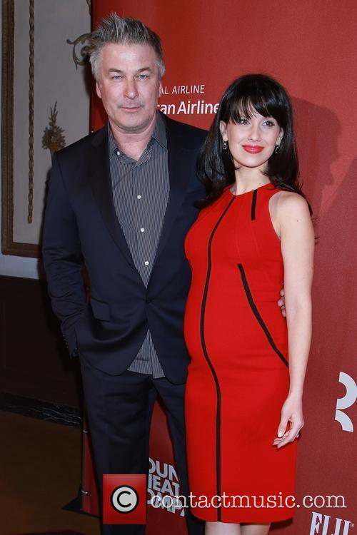 Alec Baldwin and Hilaria Thomas Baldwin 5