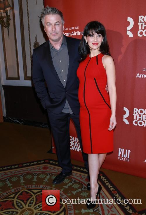 Alec Baldwin and Hilaria Thomas Baldwin 1