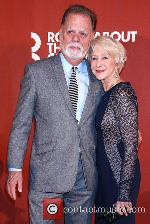 Taylor Hackford and Helen Mirren 3