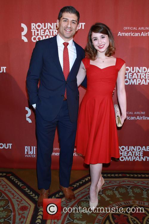 Tony Yazbeck and Katie Huff 9