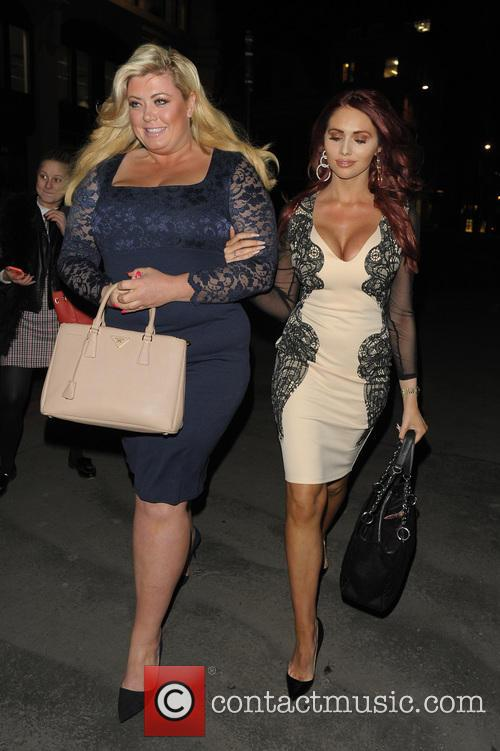 Amy Childs and Gemma Collins 3