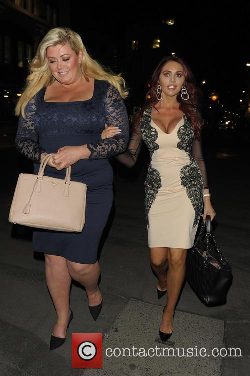 Amy Childs and Gemma Collins 4