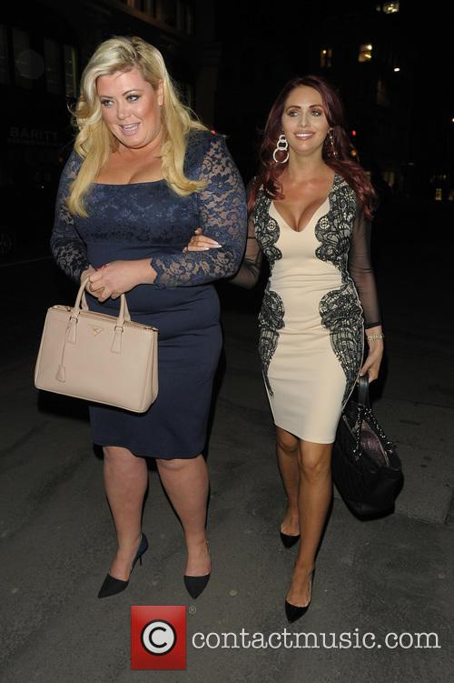 Amy Childs and Gemma Collins 5