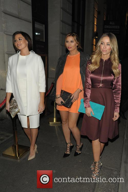 Jessica Wright, Ferne Mccann and Lauren Pope 8