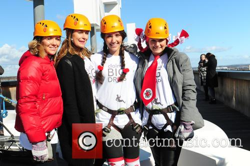 Beth Sherburn, Francesca Newman-young, Josie Smith and Melanie Berry (group Svp Marketing Claires) 3