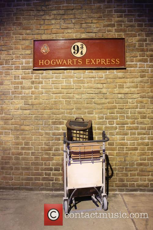 Launch and Hogwarts Express 6
