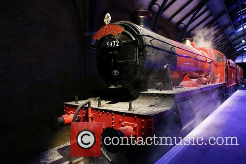 Launch and Hogwarts Express 7