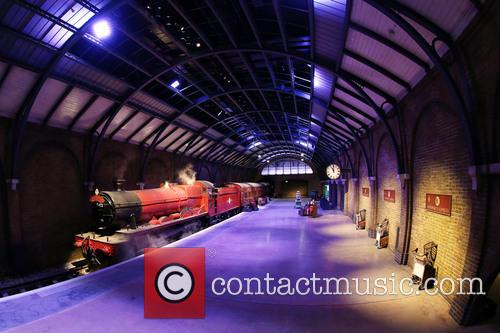 Launch and Hogwarts Express 1