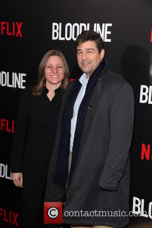 Cindy Holland and Kyle Chandler 2