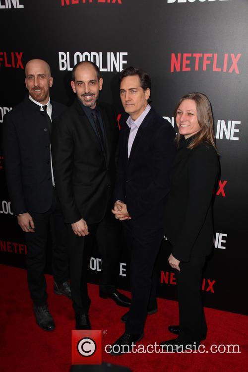 (l-r) Todd A. Kessler, Glenn Kessler, Daniel Zelman and Cindy Holland 3