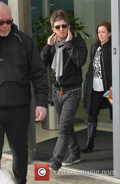 Noel Gallagher at Today FM & FM104
