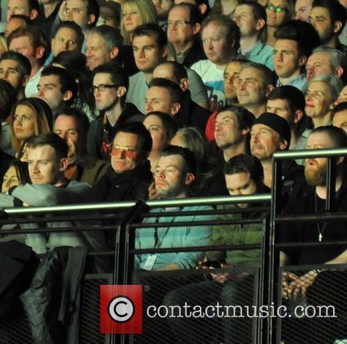 Bono and Edge 1