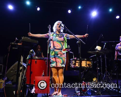 Tune-Yards perform at Vicar Street