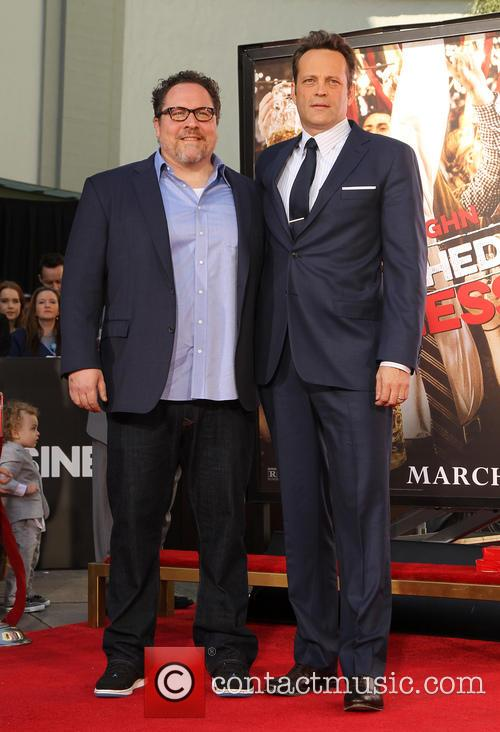 Jon Favreau and Vince Vaughn