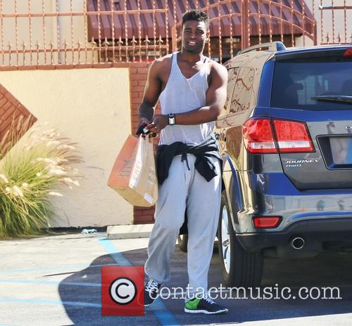 Keo Motsepe at the DWTS rehearsal studio
