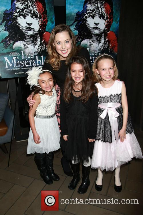 Erika Henningsen and Cast 5