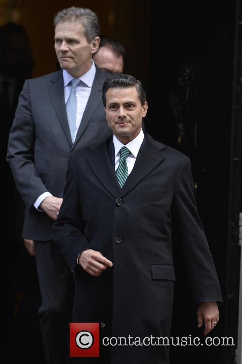President Enrique Pena Nieto Of Mexico 3