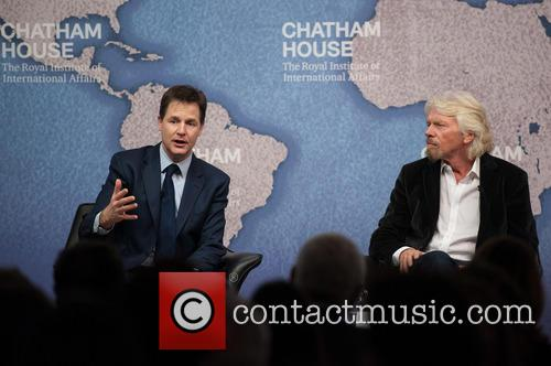 Nick Clegg and Sir Richard Branson 3