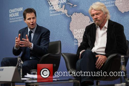 Nick Clegg and Sir Richard Branson 1