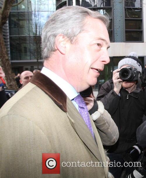 Ukip Leader Nigel Farage Mep 2
