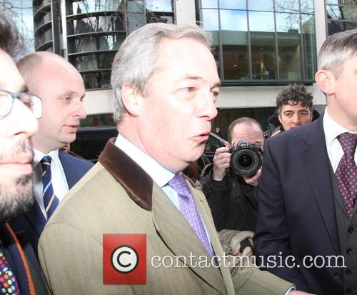 Ukip Leader Nigel Farage Mep 4