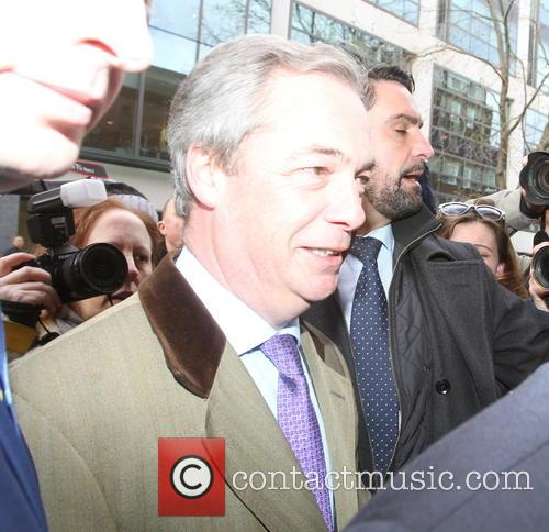 Ukip Leader Nigel Farage Mep 5