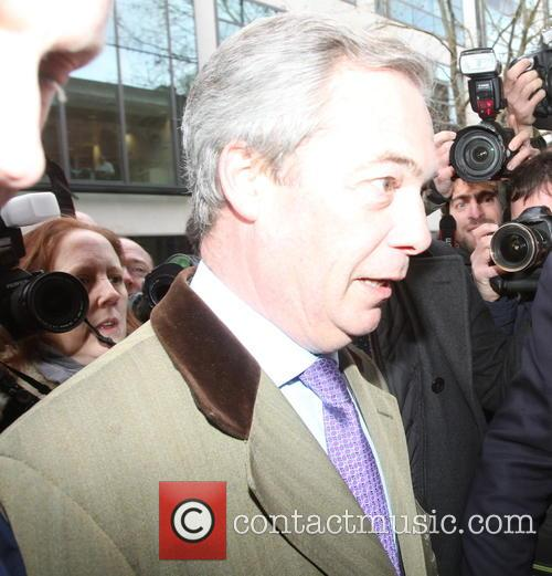 Ukip Leader Nigel Farage Mep 6