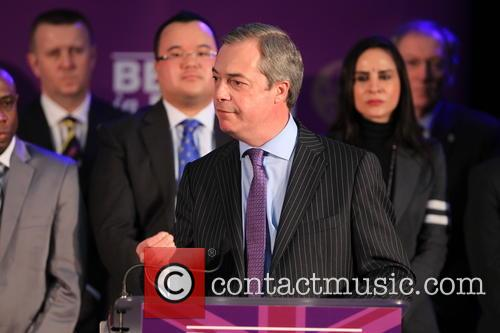 Ukip Leader Nigel Farage Mep 8