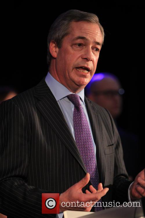 Ukip Leader Nigel Farage Mep 1