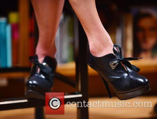 Author Alejandra Llamas Shoe Detail 1