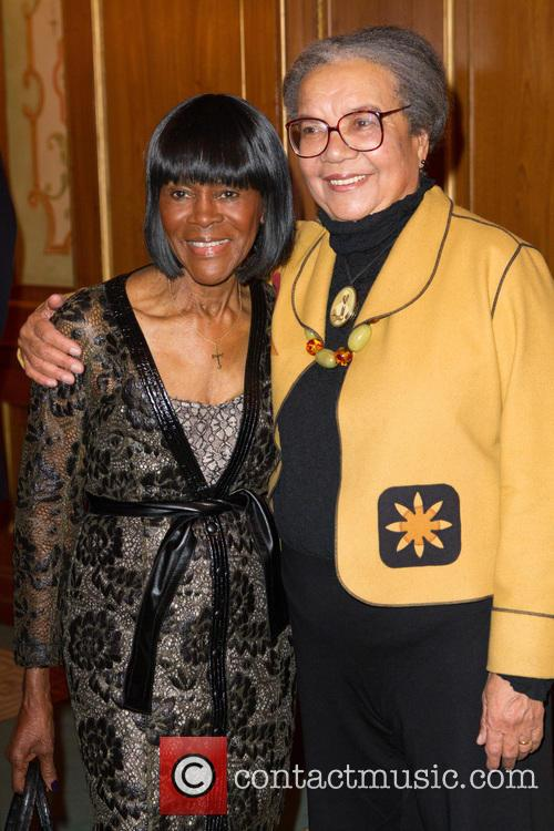 Marian Wright Edelman and Cicely Tyson 5