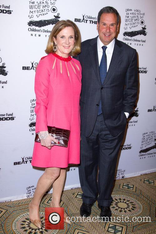 Stephen Sadove and Deborah Cogut 2