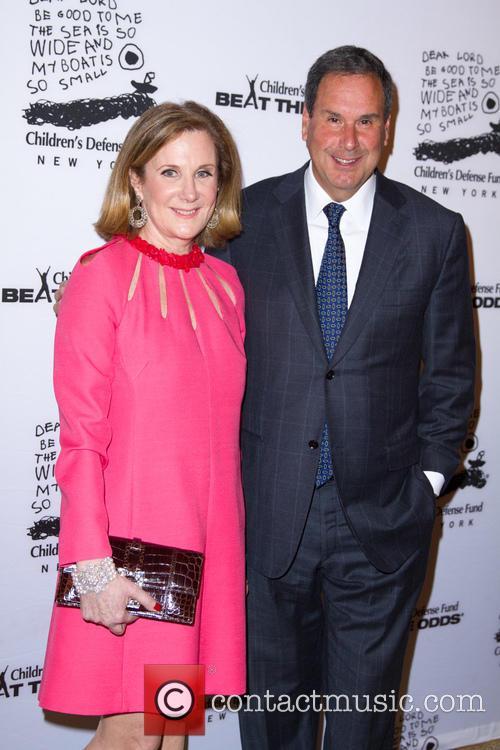 Stephen Sadove and Deborah Cogut 1