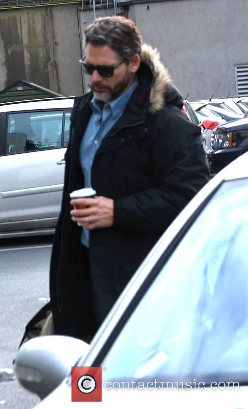 Eric Bana spotted