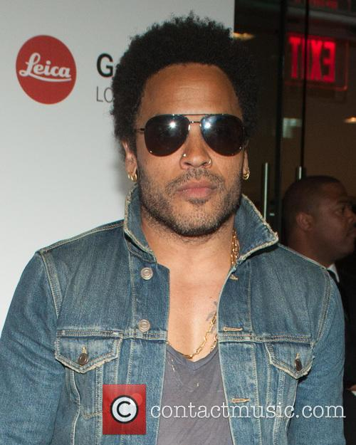 Book launch of 'Flash' by Lenny Kravitz