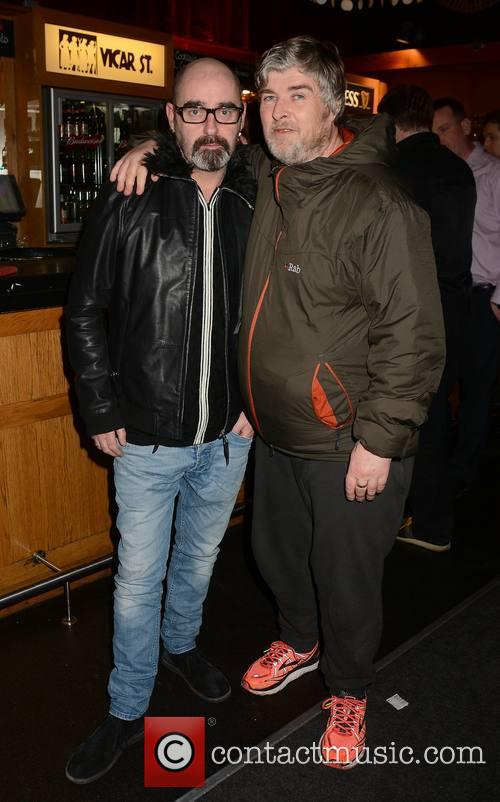 Paul Arthurs Aka Bonehead and Paul Gallagher 2
