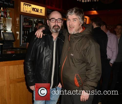 Paul Arthurs Aka Bonehead and Paul Gallagher 3