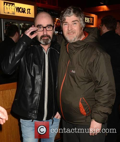Paul Arthurs Aka Bonehead and Paul Gallagher 1